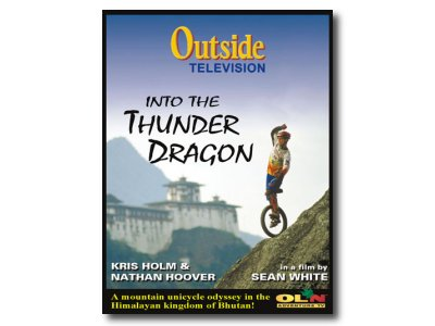dvd into the thunder dragon